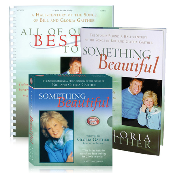 Something Beautiful Book, Songbook & Audio Book