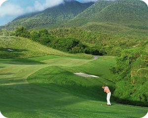 Four Seasons Golf Course at Nevis