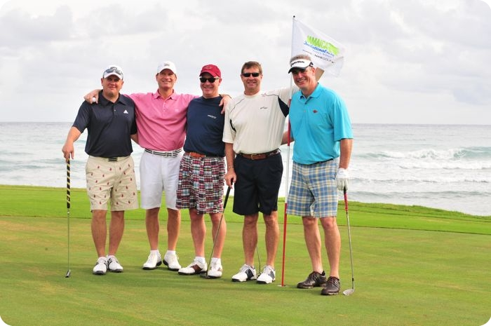 Jamaica Tourist Board - Annie's Revenge Golf Tournament