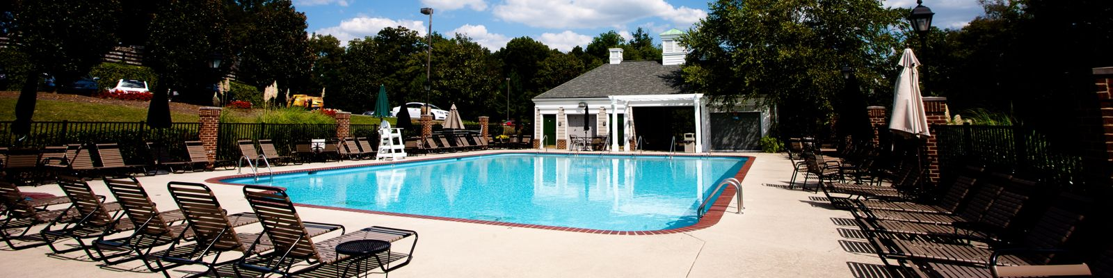 The Governors Club Premier Private Country Club In Nashville Tennessee Pool And Pavilion