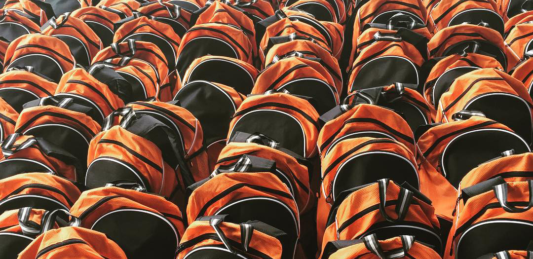 It's More Than A Backpack...