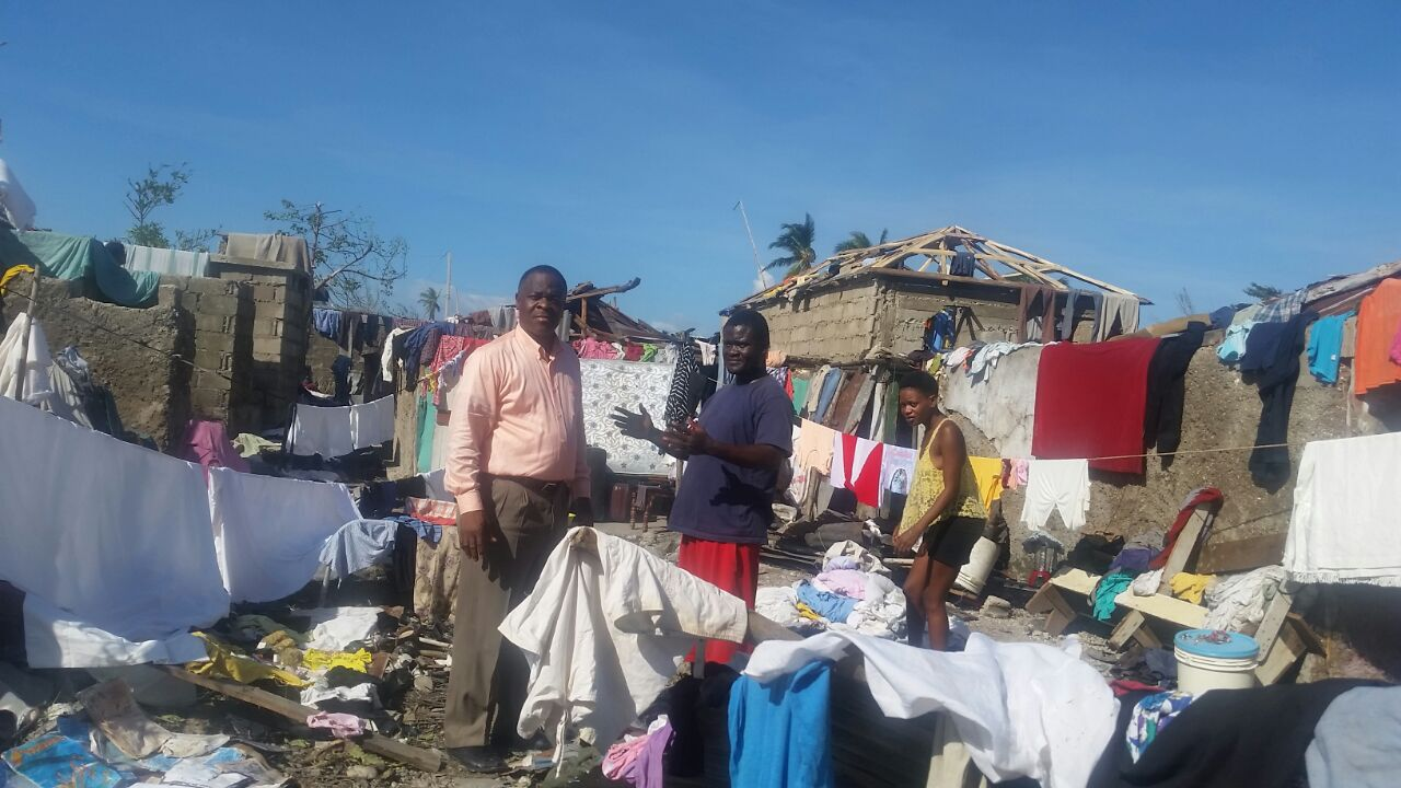 Hope in Haiti: Hurricane Matthew Relief