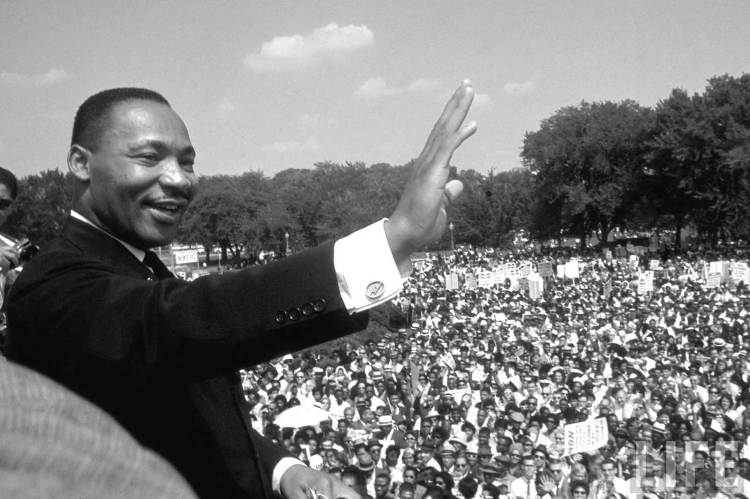On Observing Martin Luther King and MLK Day