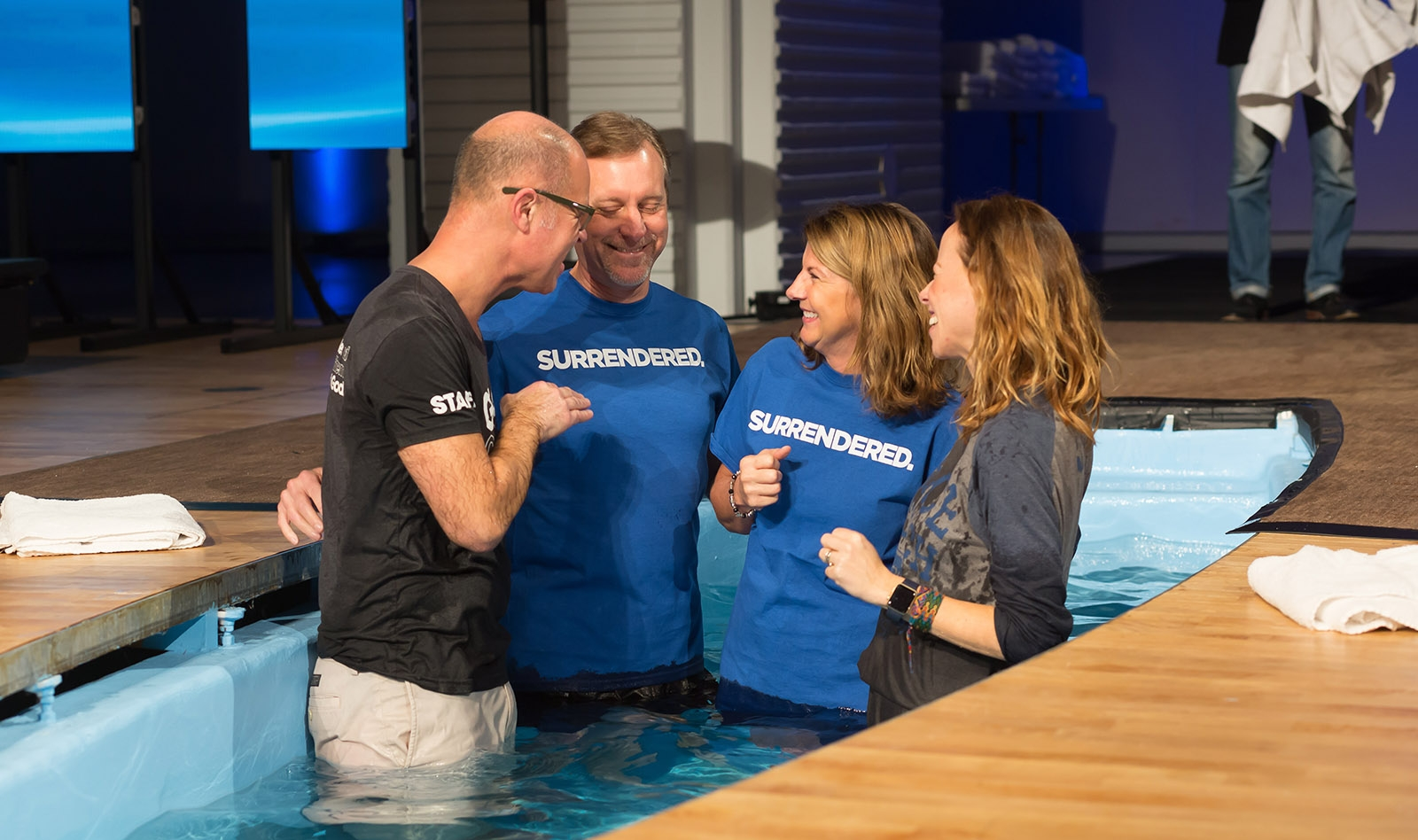 Two Life Altering Moments at Grace