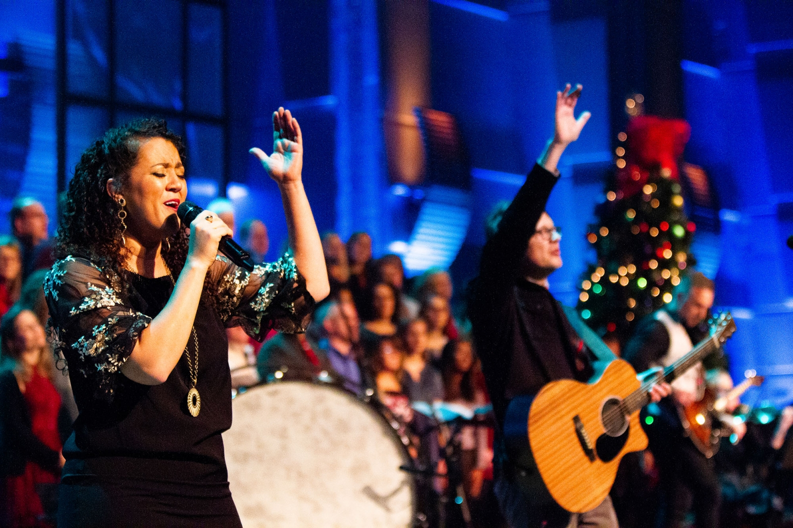 Grace Church Presents Christmas Eve Services in Five Languages