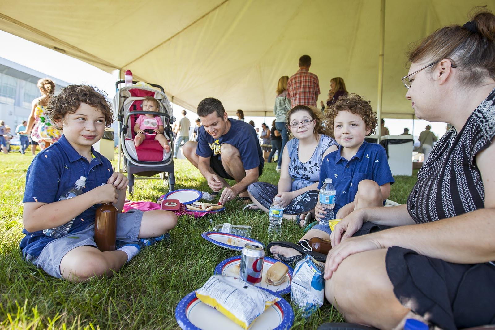 Picnic & Fireworks on the Lawn (146th Street)