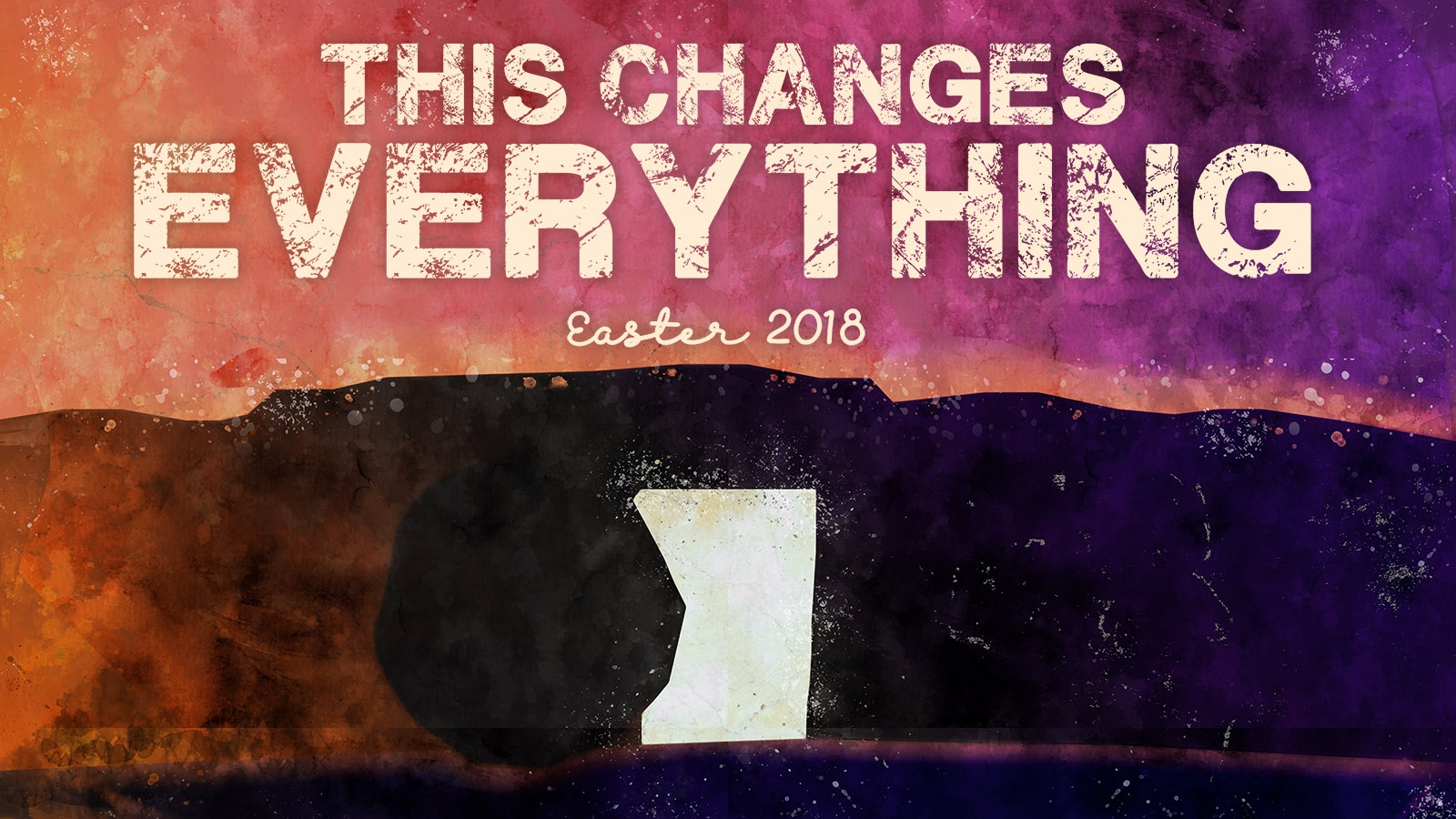 This Changes Everything - Easter 2018