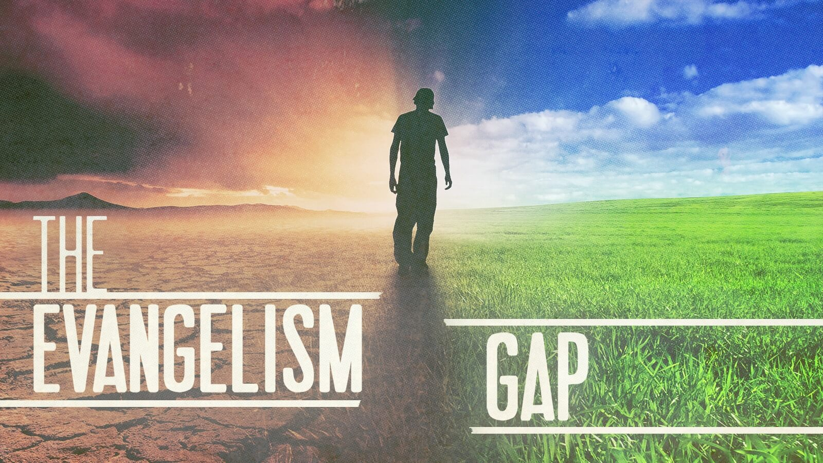 The Evangelism Gap