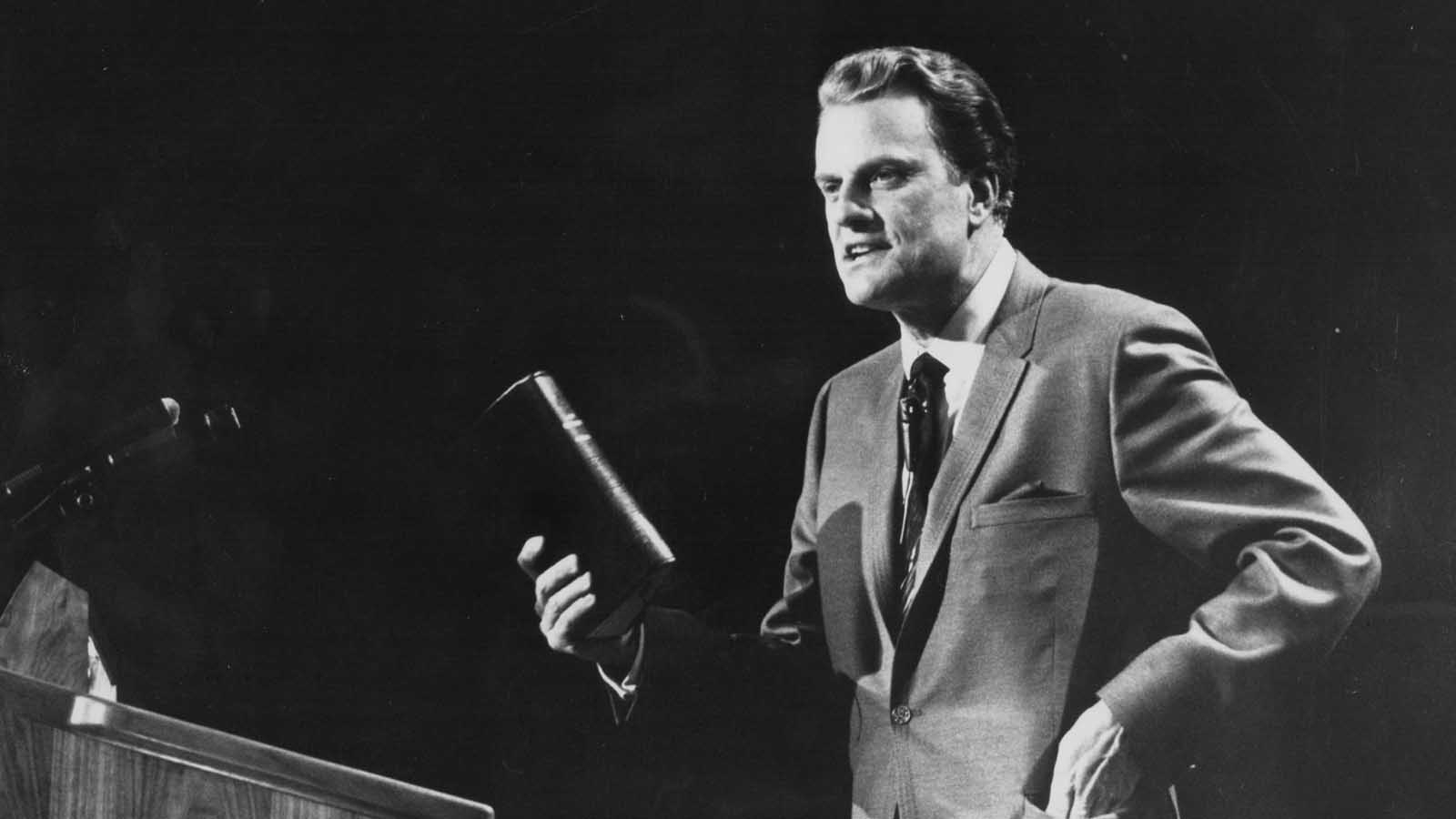Billy Graham: What it Means to Live a Christian Life