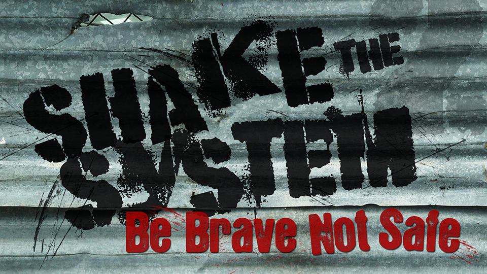 Shake the System: Be Brave, Not Safe