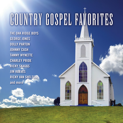 COUNTRY GOSPEL FAVORITES