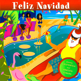 FELIZ NAVIDAD: CHRISTMAS FROM THE CABANA LOUNGE