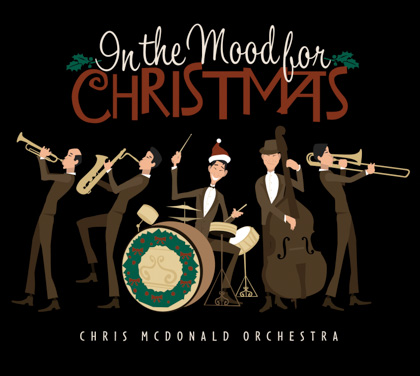 IN THE MOOD FOR CHRISTMAS - 2 CDS
