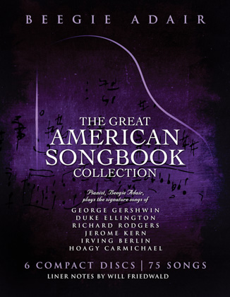 GREAT AMERICAN SONGBOOK COLLECTION - 6 CDS
