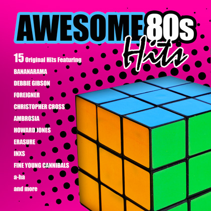 AWESOME 80S: HITS