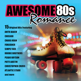 AWESOME 80S: ROMANCE