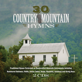 30 COUNTRY MOUNTAIN HYMNS - 2 CDS
