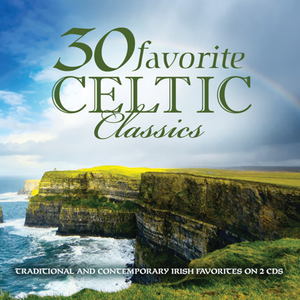 30 FAVORITE CELTIC CLASSICS - 2 CDs