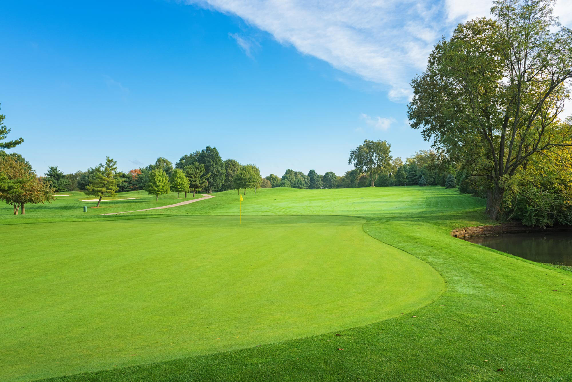 OUR PRISTINE COURSE WILL TAKE YOUR OUTING TO THE NEXT LEVEL!