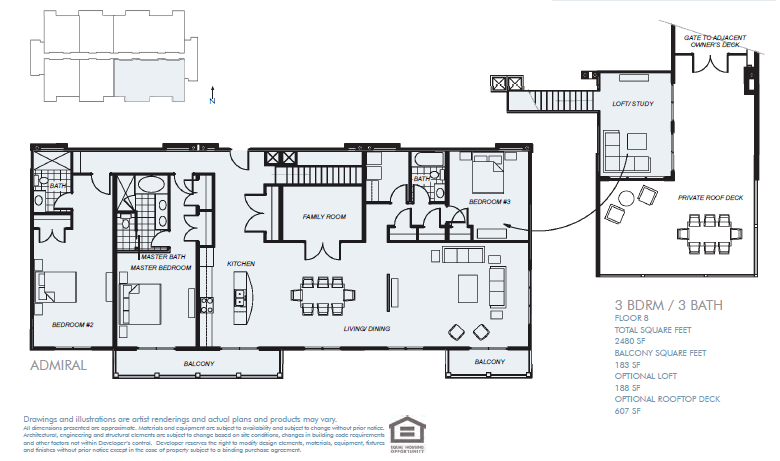 The Inn At Harbor Shores Features Amp Floor Plans
