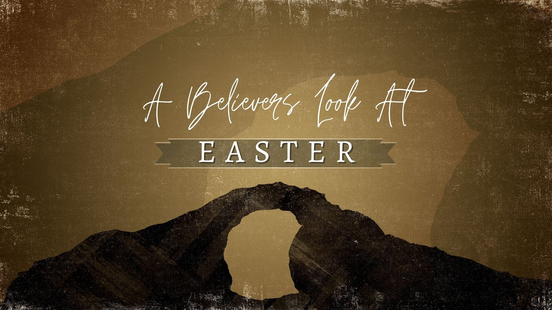 Thursday April 1, 2021 A Believers Look At Easter - Pastor Anthony Cox