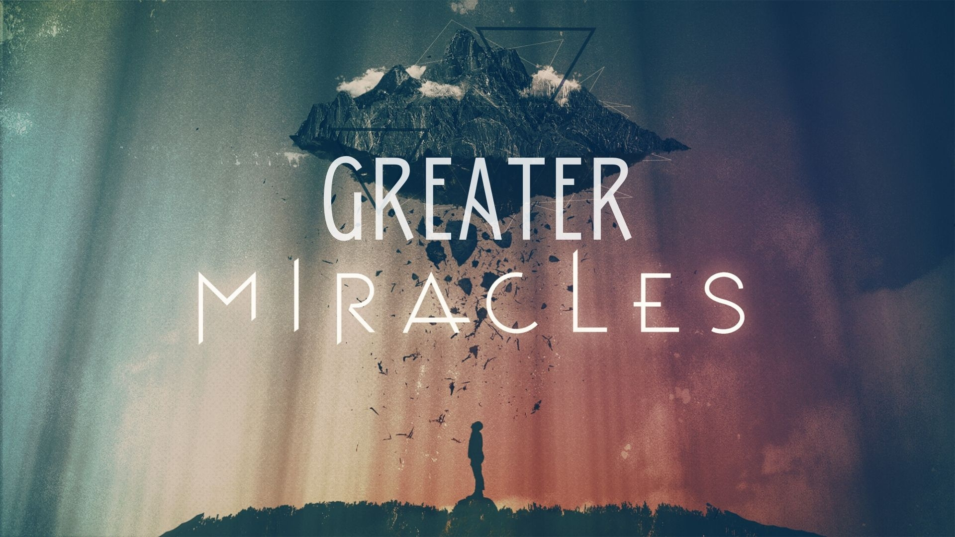 Sunday March 22, 2020 Greater Miracles - Pastor Anthony Cox