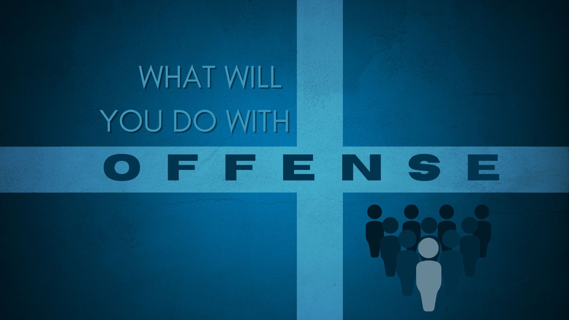 Thursday April 15, 2021 What Will You Do With Offense - Pastor Anthony Cox