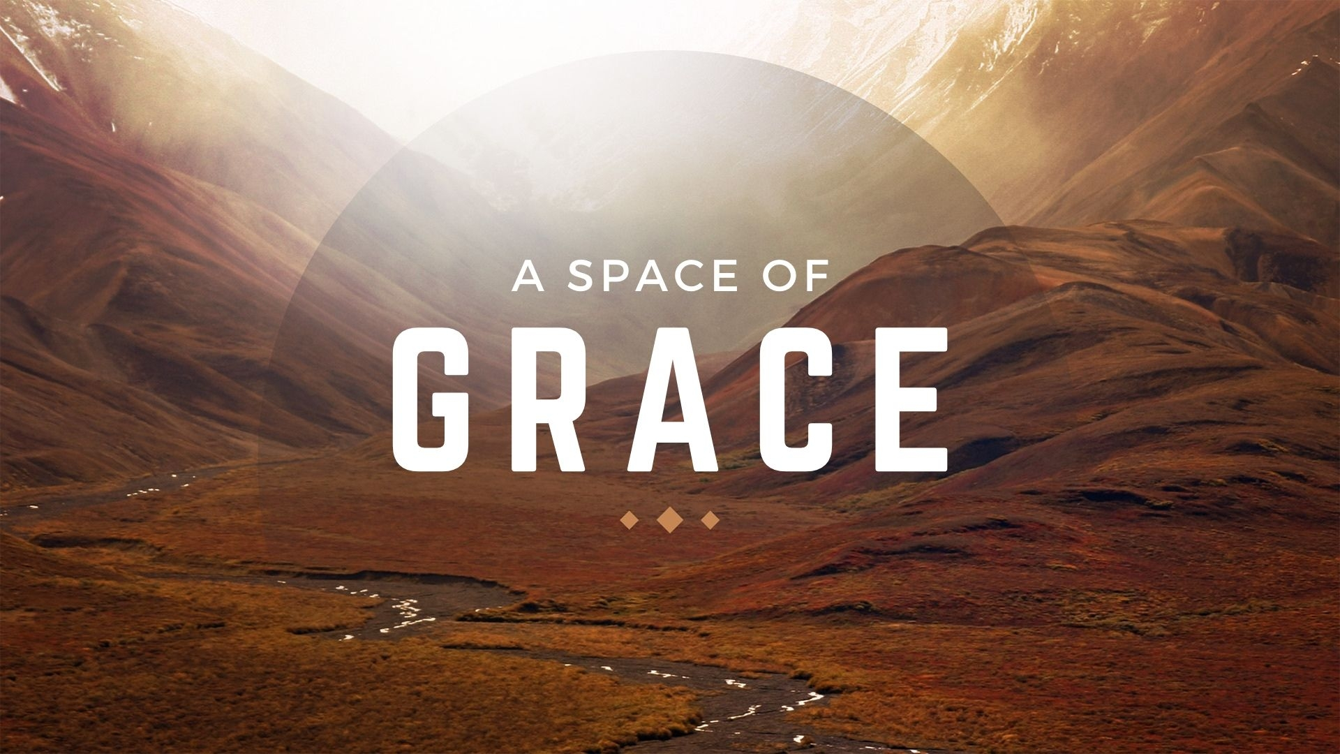 Sunday June 28, 2020 A Space Of Grace - Pastor Anthony Cox