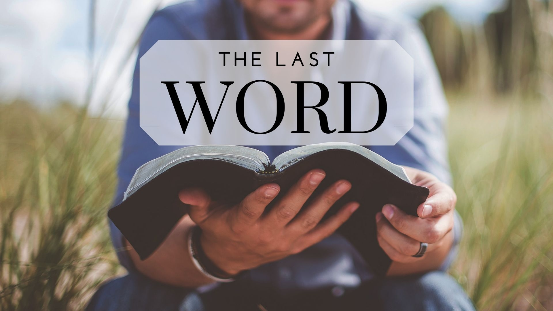 Sunday June 23, 2019 The Last Word - Rev. Michael Savage w/Lifeline Connect Ministry