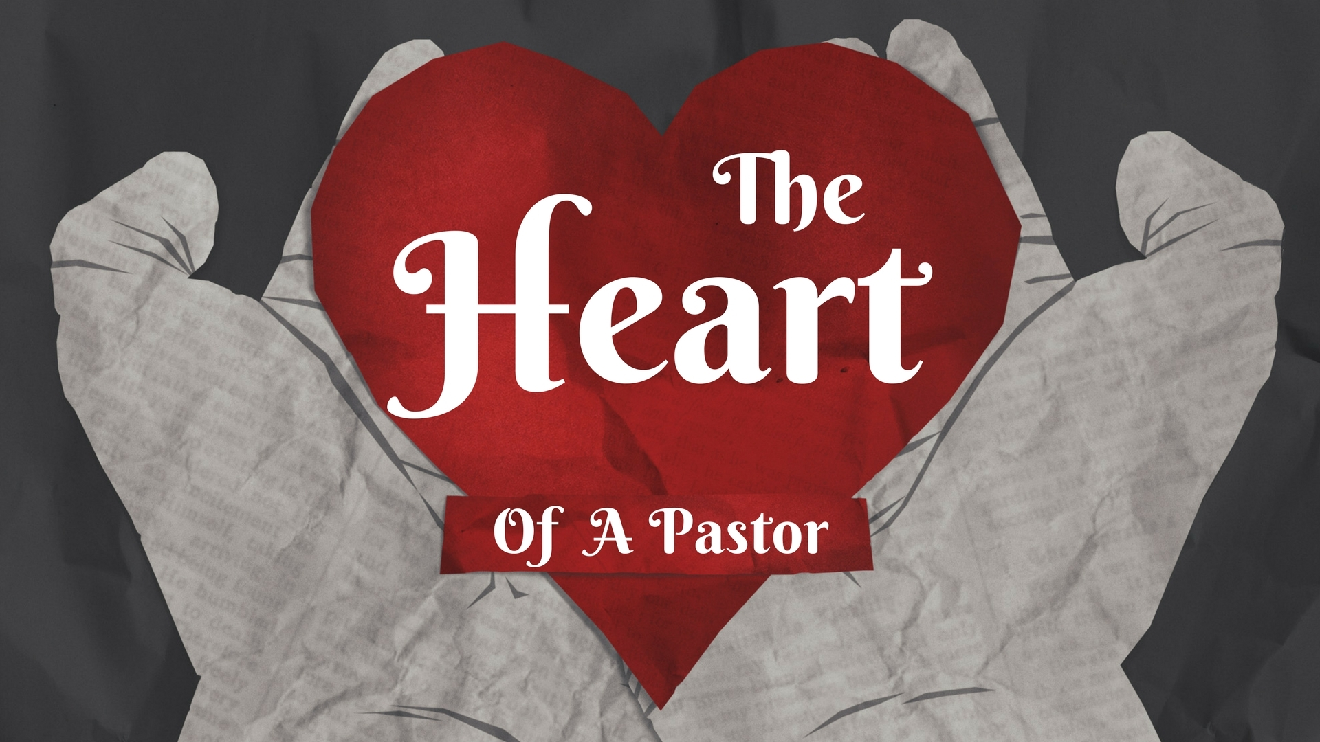 Sunday December 10, 2017 The Heart Of A Pastor - Pastor Anthony Cox