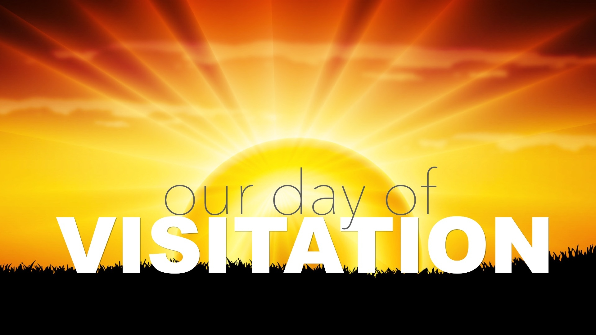 Our Day Of Visitation