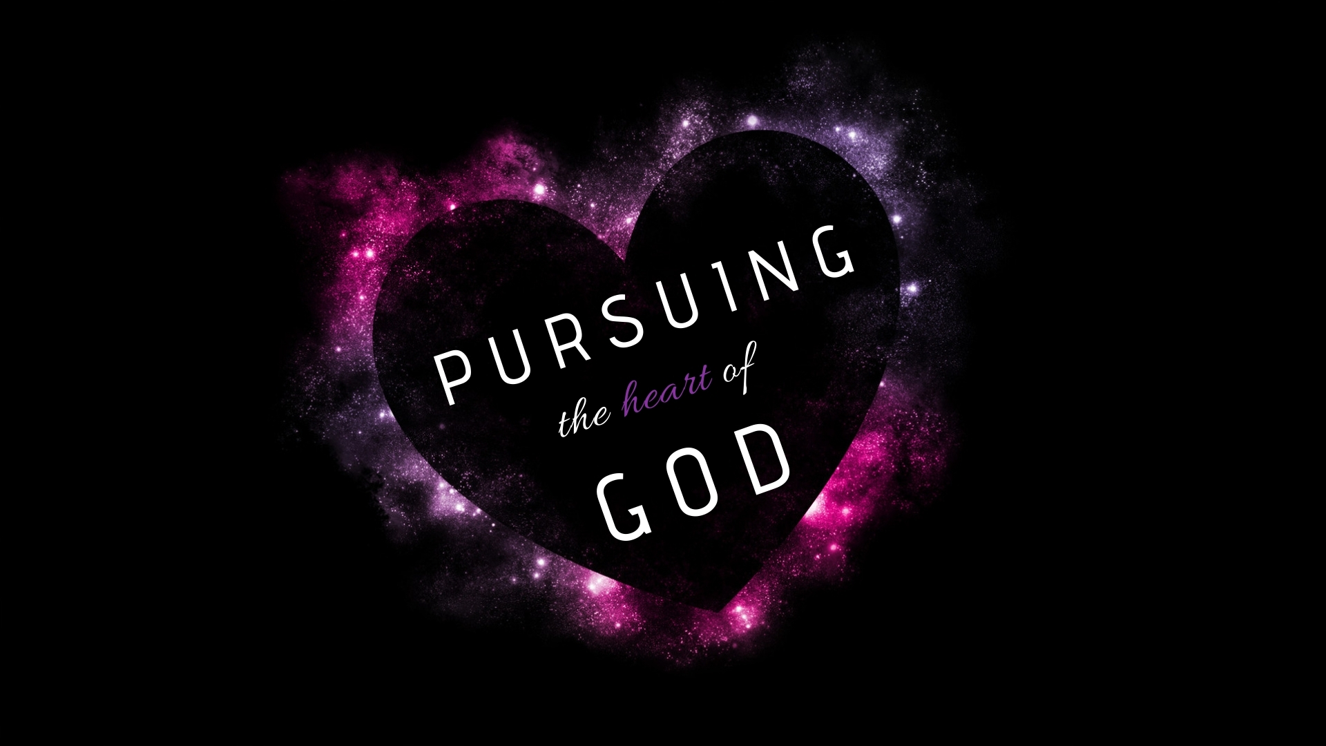 Sunday April 7, 2019 Pursuing The Heart Of God - Bro. Mike Hawks