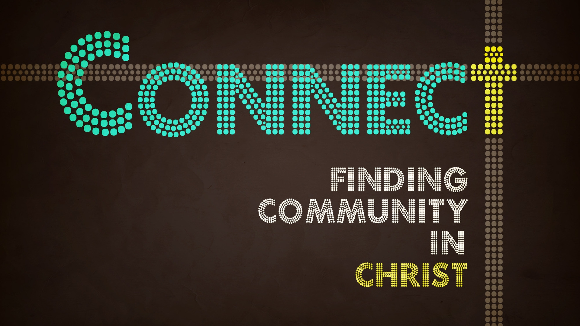 Sunday February 18, 2018 Connect: Finding Community In Christ - Pastor Anthony Cox