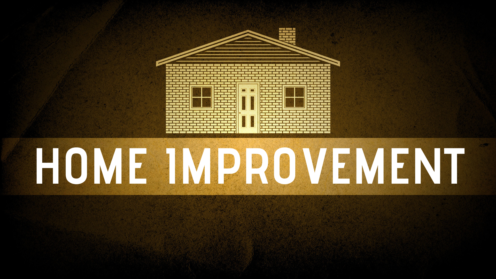 Thursday March 26, 2020 Home Improvement - Pastor Anthony Cox