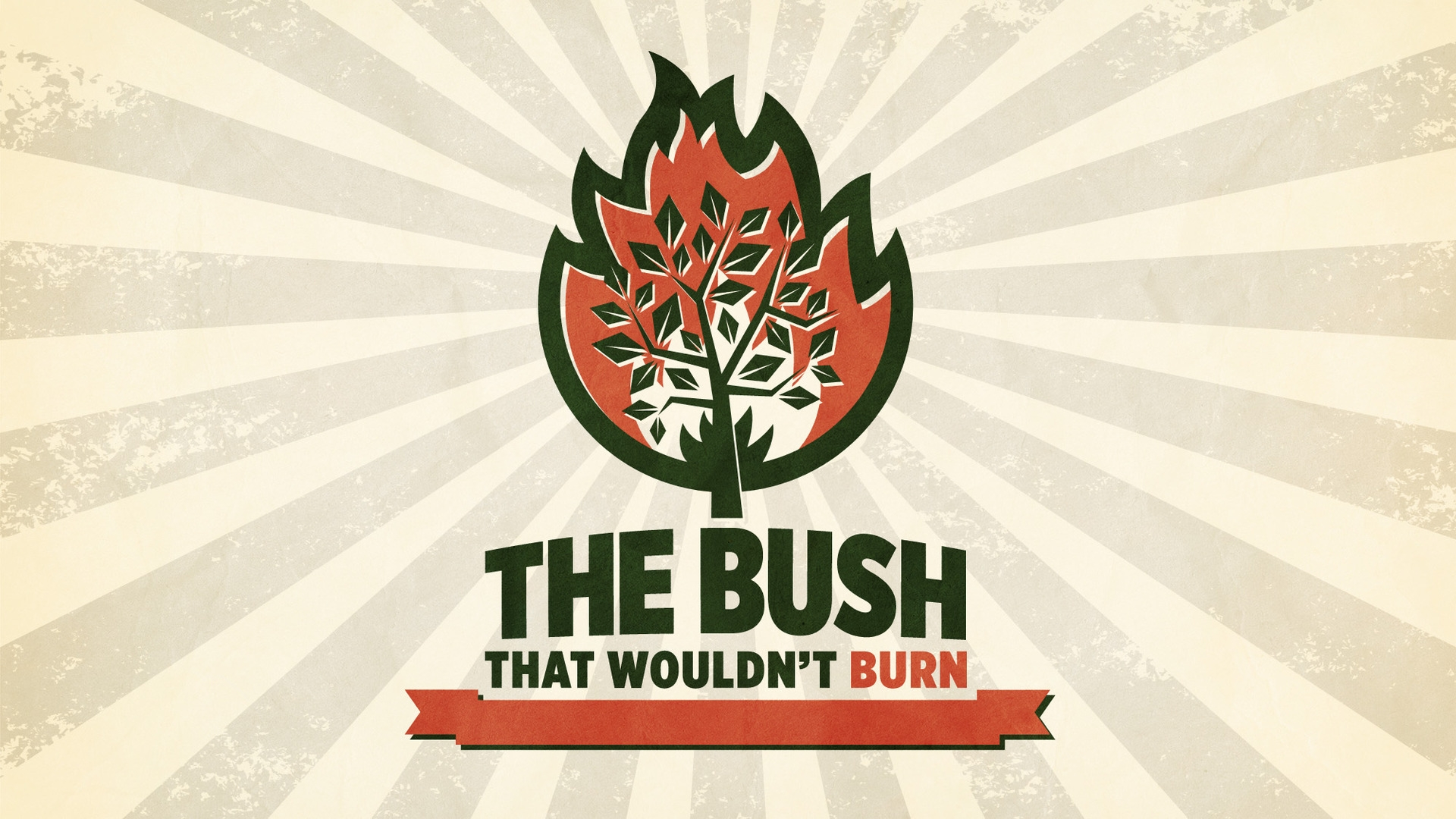 Sunday June 16, 2019 The Bush That Wouldn't Burn - Pastor Anthony Cox