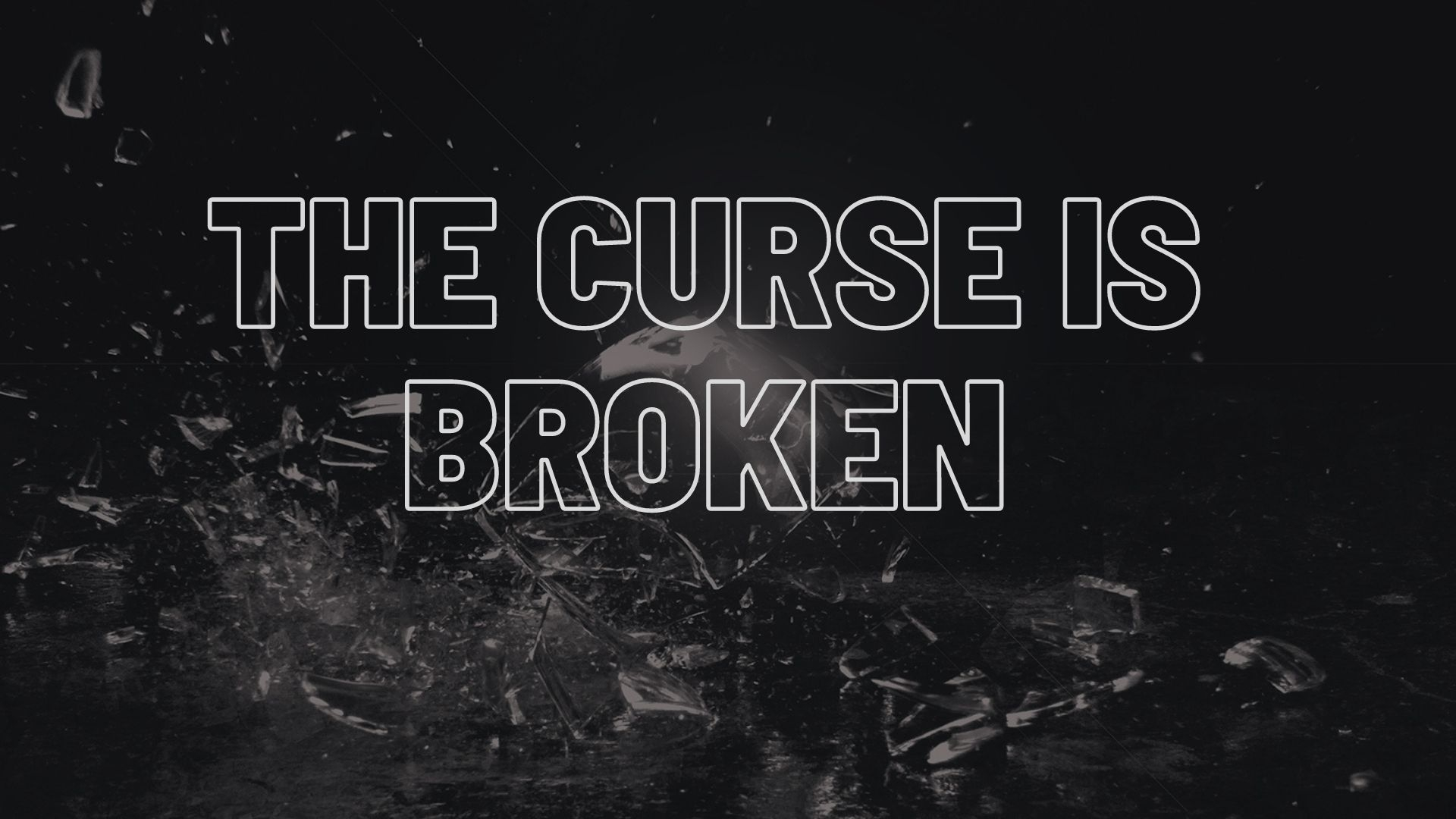 Sunday January 17, 2021 The Curse Is Broken - HF Campus Pastor Elijah Kiser