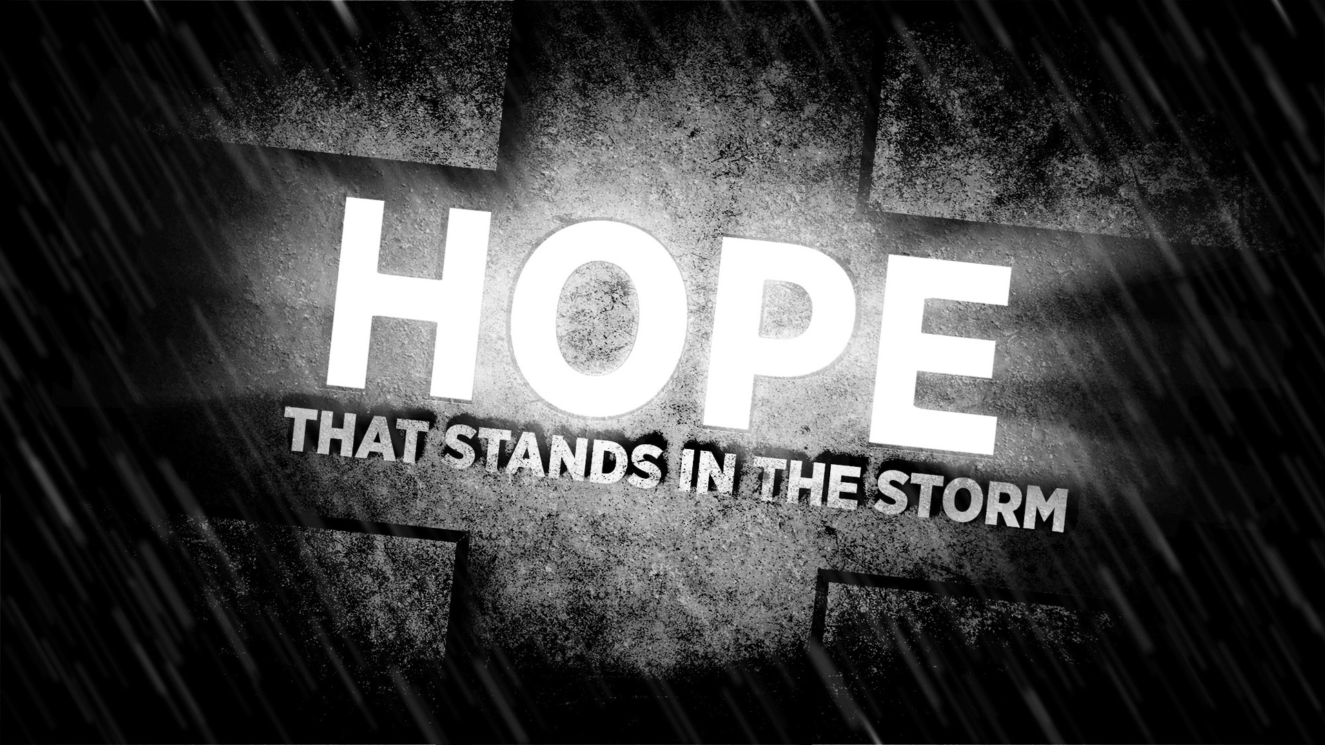 Sunday July 12, 2020 Hope That Stands In The Storm - Pastor Anthony Cox