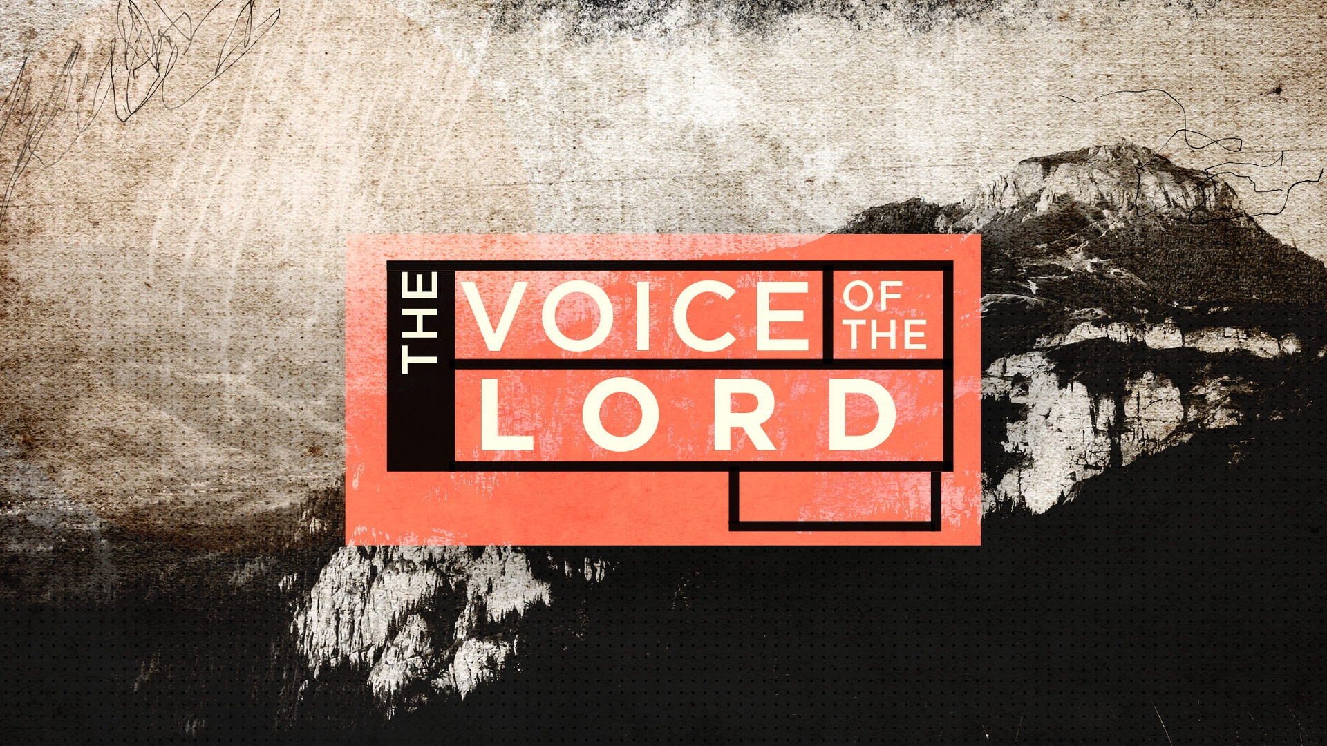Sunday January 10, 2021 The Voice Of The Lord - Pastor Anthony Cox