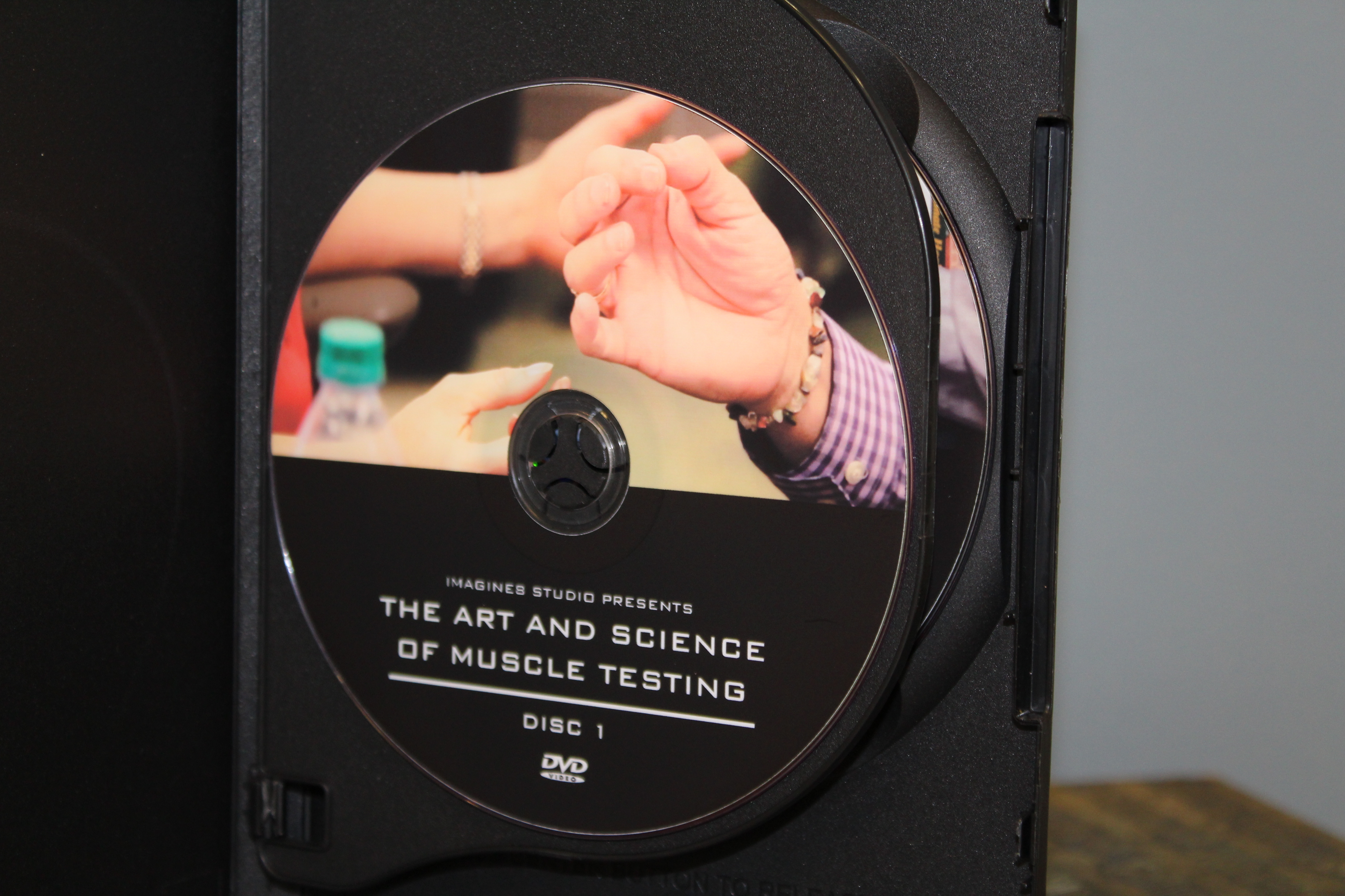 The Art and Science of Muscle Testing