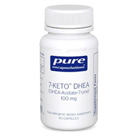 7-Keto DHEA  100mg. 60CT