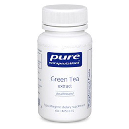 Green Tea Extract 60CT