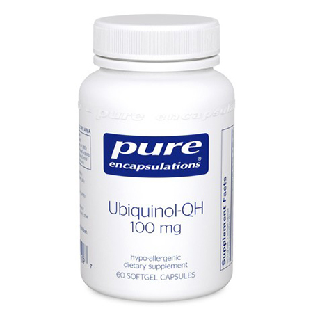 Ubiquinol 100mg. 60CT