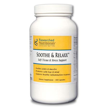 Soothe & Relaxx 180ct