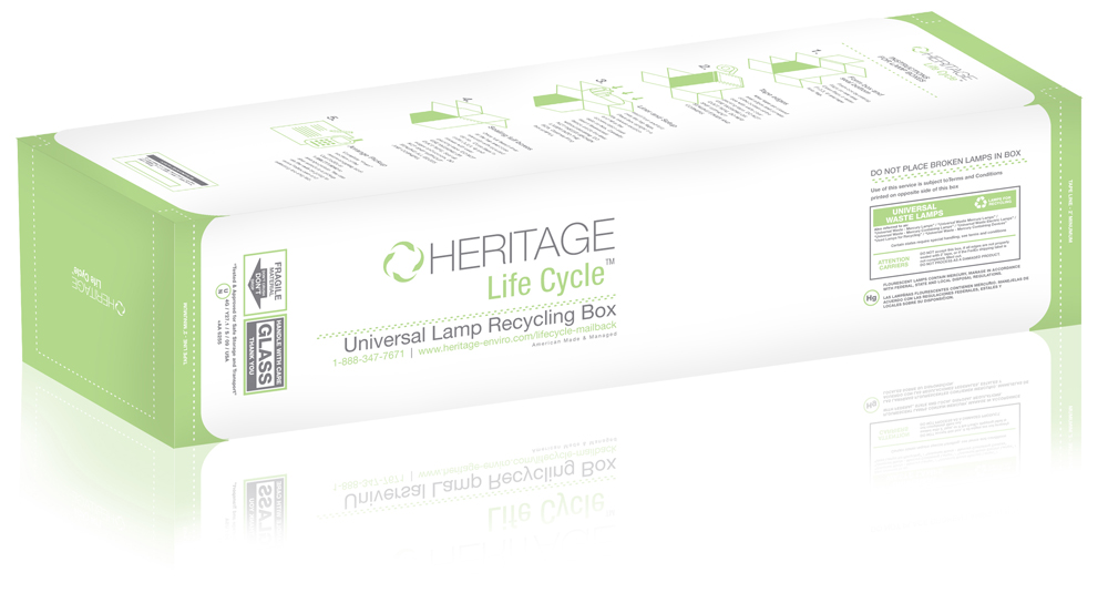 Heritage LifeCycle Mailback