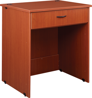 """40"""" Tall Drawer/Kneespace with Lock"""