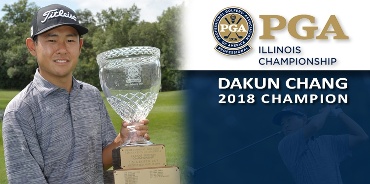 Chang Beats Carroll In Playoff For Illinois PGA