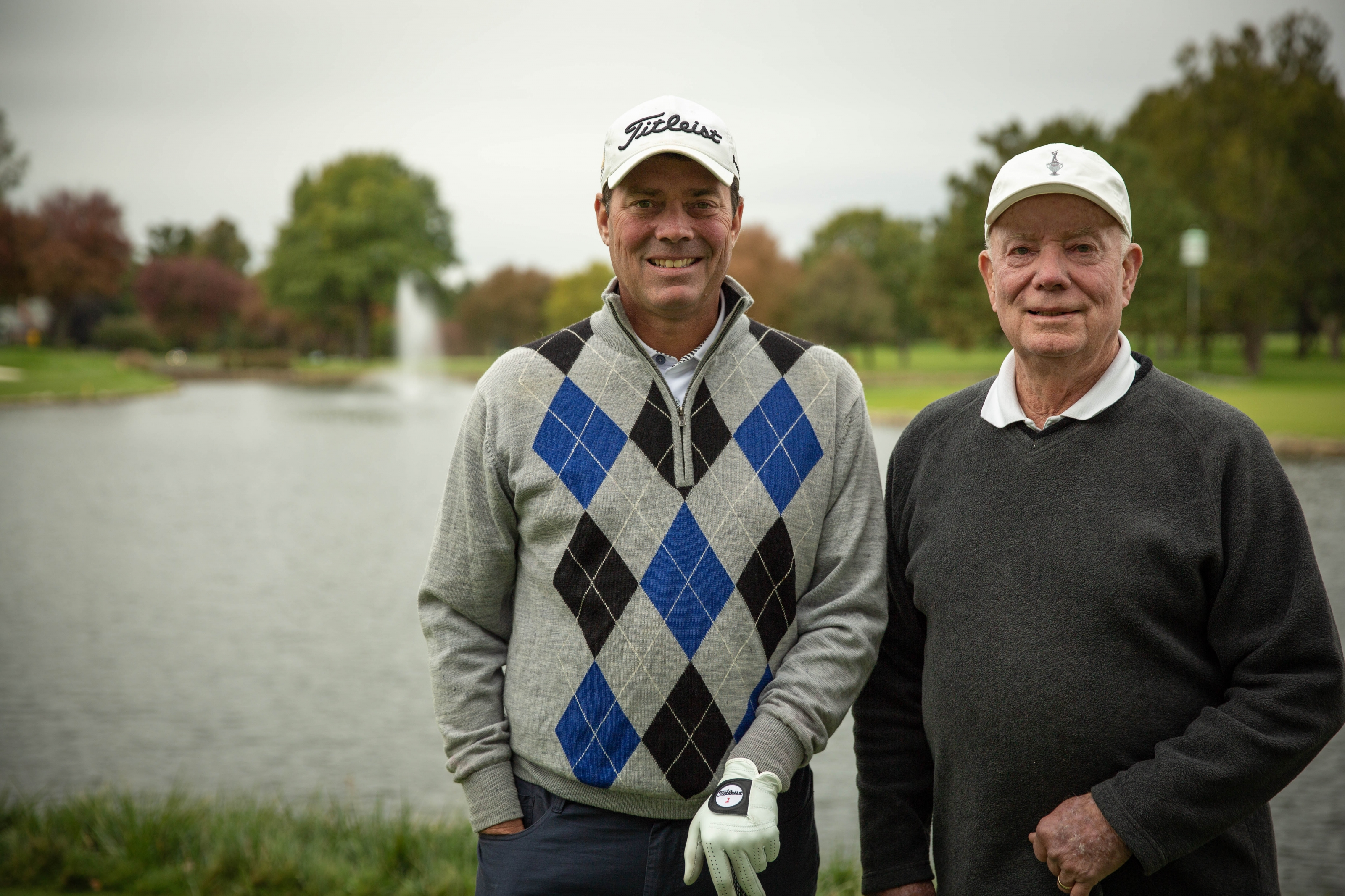 MILLERS DEDICATED TO GAME AND ILLINOIS PGA