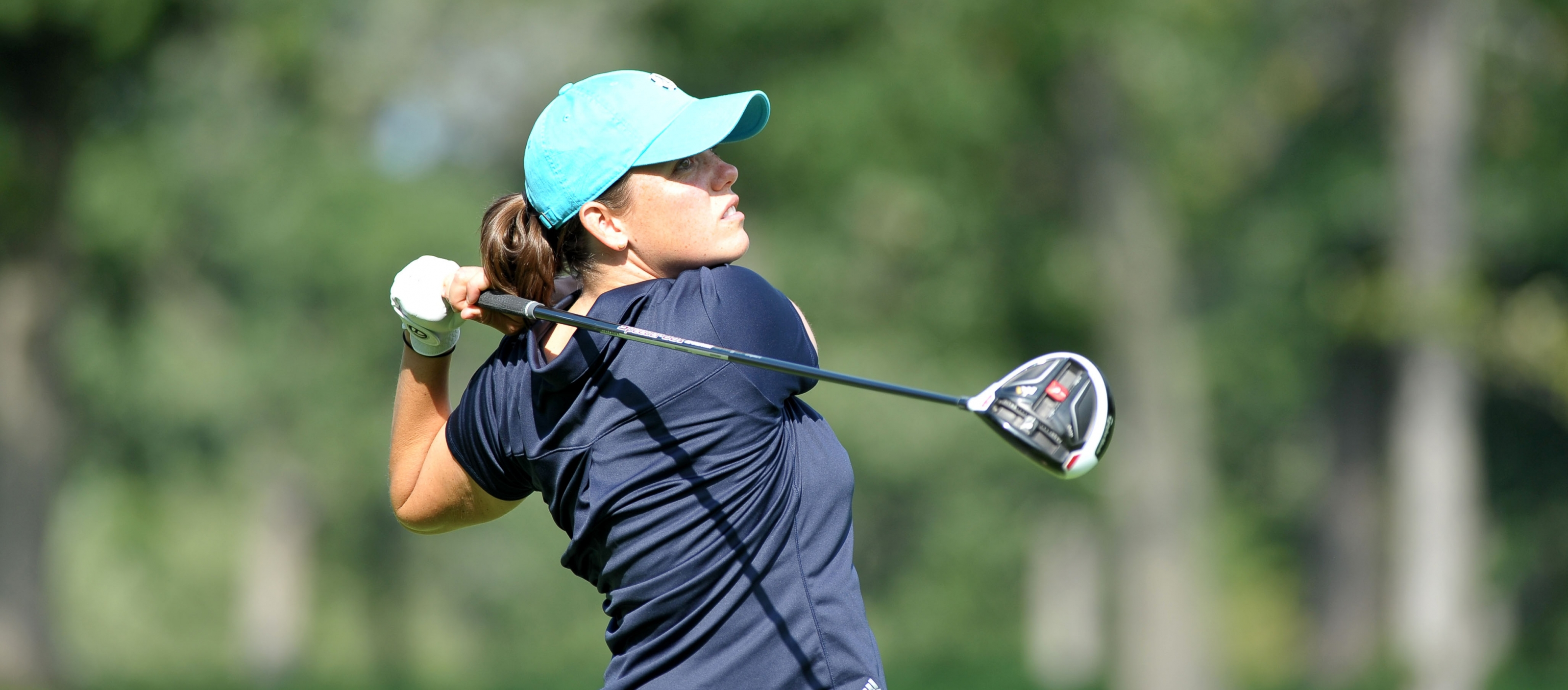 Biltmore's Katie Pius Going Strong in Game of Golf and Life