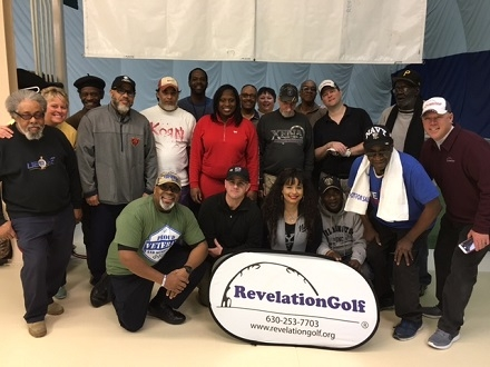 RevelationGolf Helps Veterans And Others Cope With Disabilities Through Golf