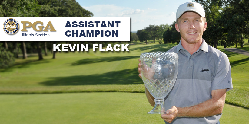 Flack Captures National Car Rental Illinois Assistant PGA Professional Title; Earns Berth in 43rd National Car Rental Assistant PGA Professional...